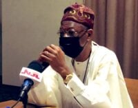 'It's one of those entertainment things' — Lai Mohammed speaks on 'Biafra govt'