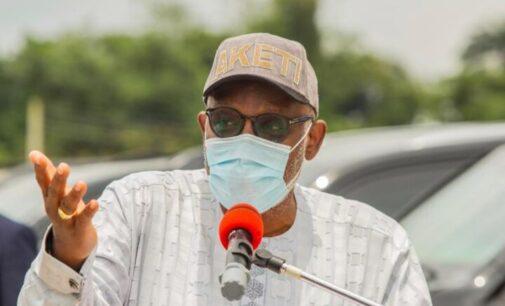 Organise vigilantes to protect farms, Akeredolu tells Ondo residents