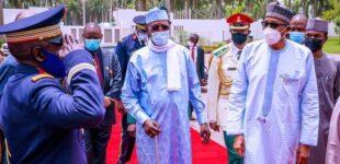 Buhari: Death of Chadian president will create vacuum in war against Boko Haram