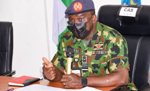 NAF sets up committee to conduct safety audit — days after Kaduna crash