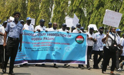 State assemblies shut over failure to implement financial autonomy