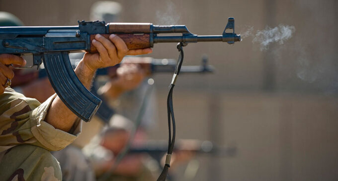 AK-47: Shoot-on-sight order will only have meaning if soldiers march into forests, says CDHR