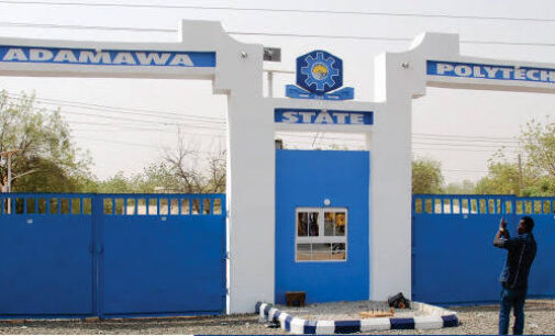 Adamawa poly reopens — one month after students' unrest