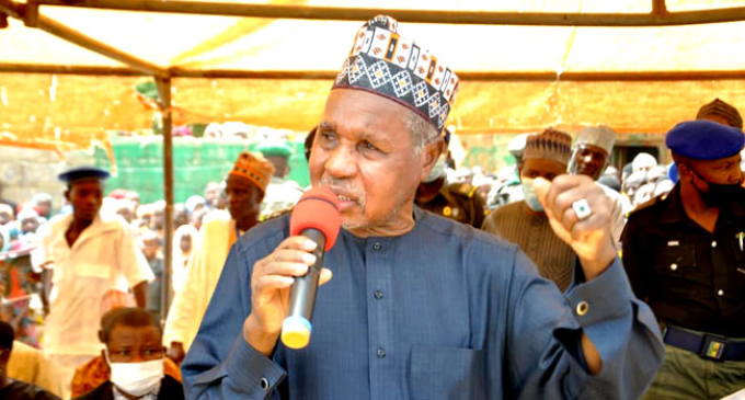 I'll retire to the farm after my tenure as governor, says Masari