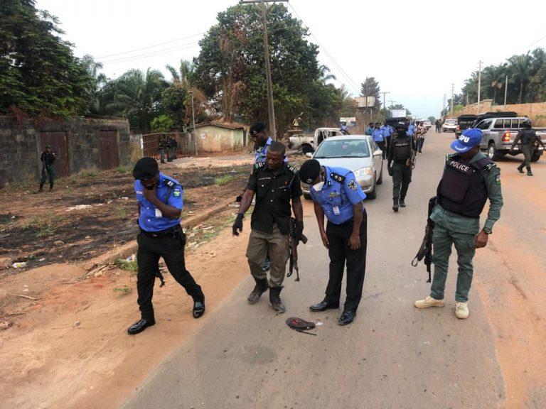 Officer shot dead as gunmen attack police patrol team in Anambra