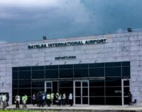 Bayelsa airport ready for commercial flights, says Diri