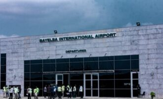 Bi-Courtney indicates interest in airport terminals concession