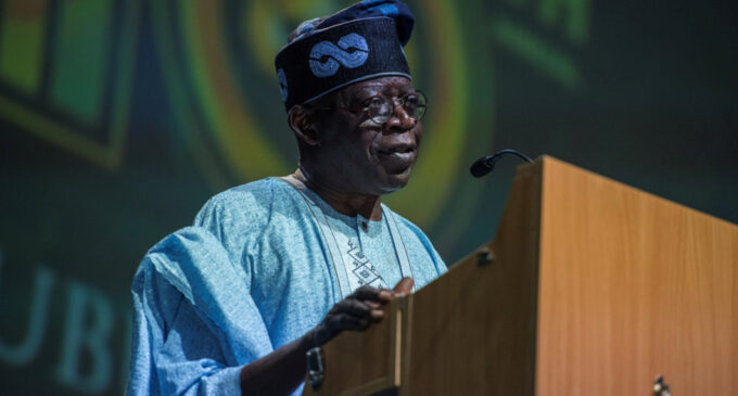 Tinubu: Nigeria will not break up — that is not acceptable to us