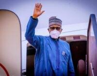 Lai keeps mum on Buhari's return date