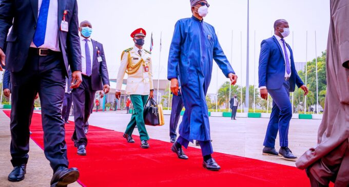 Buhari heading to France for African finance summit