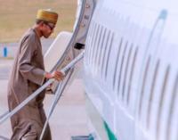 Buhari to visit UK for medical check-up Tuesday