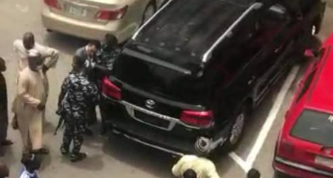CCT chairman assaults security officer in Abuja, says 'the guard was rude'