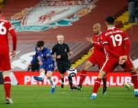 Liverpool 0-1 Chelsea: Reds lose 5 consecutive games at Anfield