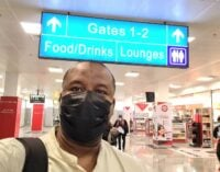 Ganduje's ex-aide says 'goodbye' to Nigeria after encounter with DSS