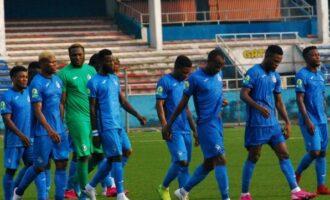 CAFCC: Enyimba lose top spot after 3-0 defeat at Setif