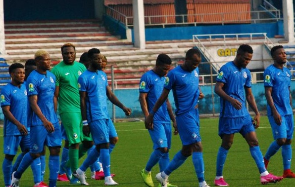Enyimba players vow to remain in South Africa over unpaid salaries