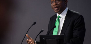 Emefiele: FG will save 40% of forex earnings with Dangote Refinery