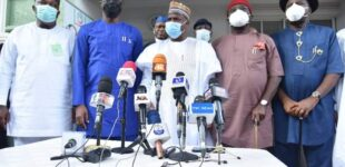 PDP governors to meet on Monday to 'strategise as APC's alternative'