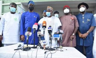 PDP governors: FG paying lip service to ease of doing business in Nigeria
