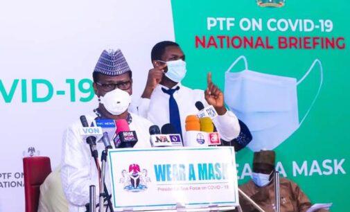PTF: 8,000 COVID vaccine doses administered across Nigeria — none in Kogi