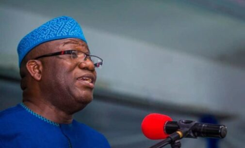 Fayemi on insecurity: We're dealing with consequence of 33% unemployment rate