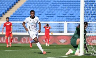 Ighalo nets brace as Al Shabab beat Damac
