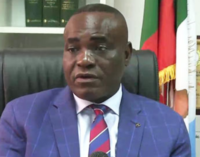 Insecurity: We can't have peace when governors have 'kidnapped' LG funds, says Ita Enang