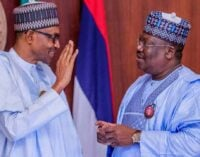 FAKE NEWS ALERT: I never said I'll help Buhari get unlimited term in office, says Lawan