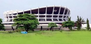 PHOTOS: A look inside the National Theater Lagos