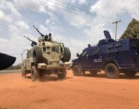 Troops block 73 men going to Imo with motorcycles from Nasarawa