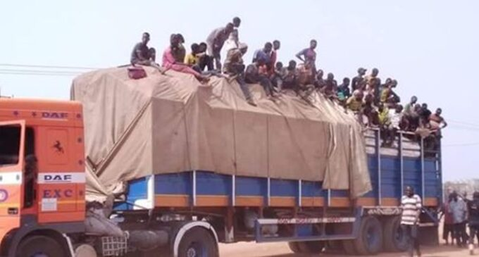 Food blockade of south by north — not in Nigeria's best interest