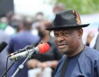 TRENDING VIDEO: I will flog Babangida Aliyu, says Wike