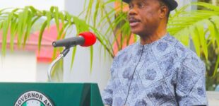 Obiano: Nine suspects arrested over attack on Soludo