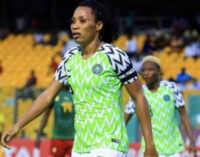 Onome Ebi: It will be tough game against Ghana in AWCON qualifiers