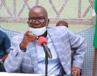 INTERVIEW: APC has succeeded in ruining the entire country, says Ortom