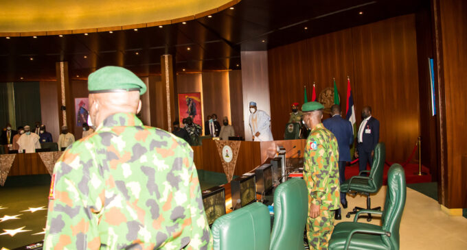 CAN, Islamic council lock horns over 'lopsided appointment' of security chiefs, judges