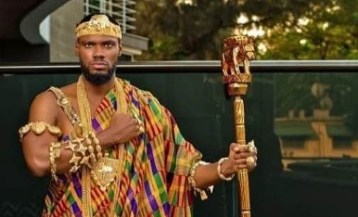 PHOTOS: Celebrities turn up in style for 'Coming To America 2' Nigerian premiere