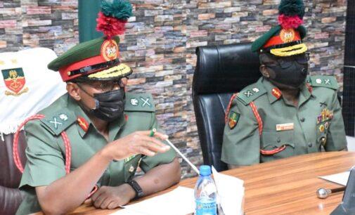 Army appoints Sagir Yaro as NDA commandant