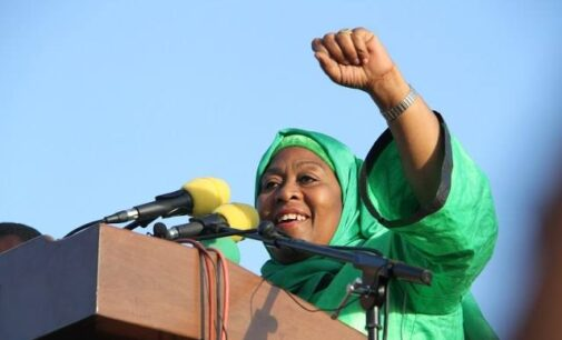 Buhari congratulates new Tanzanian president, urges her to unite the country