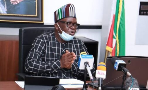 Twitter ban meant to distract Nigerians from FG's failure on security, Ortom tweets