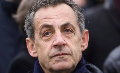 Ex-French president convicted of corruption, sentenced to three years in jail