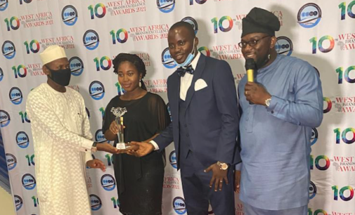 Farm4Me wins big at West Africa brand excellence award 2021
