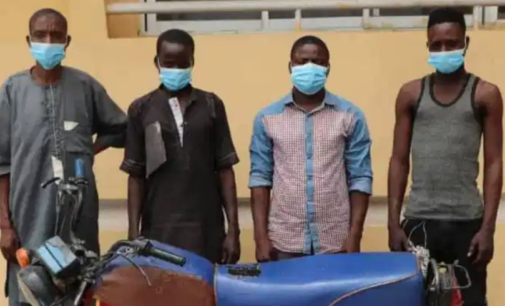 FCT police arrest five kidnap suspects, recover weapons