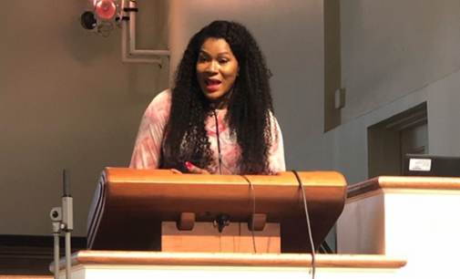 WATCH: Stephanie Linus debuts short film on sex-for-grades in tertiary institutions