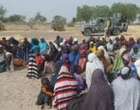 '31 insurgents' killed as troops rescue 60 women, children from Boko Haram captivity