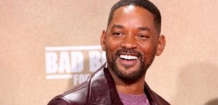 Will Smith considers running for political office