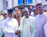 Food blockade: Yahaya Bello resolved what would've become a crisis, says IPMAN