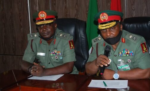 'Bring up fresh ideas' — army HQ commander exhorts soldiers