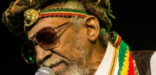 Bunny Wailer, reggae icon who played with Bob Marley, dies at 73