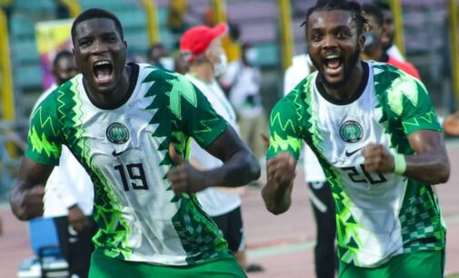 AFCON qualifier: Onuachu's late goal ends Benin's 8-year unbeaten home record